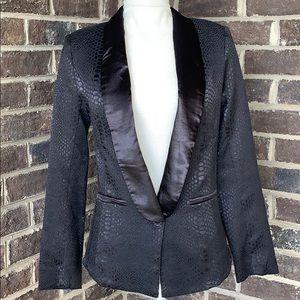 Misguided Brand Black Blazer